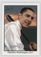 Barack Obama (Diamond around Number) /25