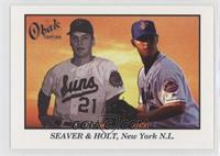 Tom Seaver, Brad Holt