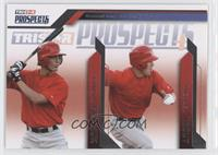 Randal Grichuk, Mike Trout
