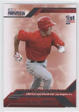 2009 TRISTAR Prospects Plus [???] #20 - Mike Trout