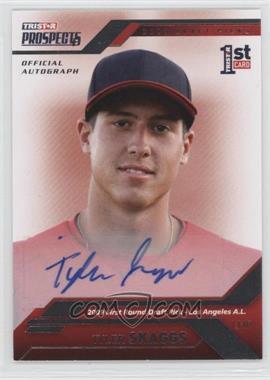 2009 TRISTAR Prospects Plus Autographs [Autographed] #32 - Tyler Skaggs /199