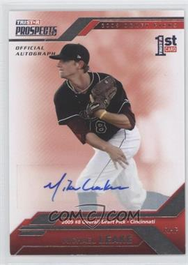 2009 TRISTAR Prospects Plus Autographs [Autographed] #8 - Mike Leake /199