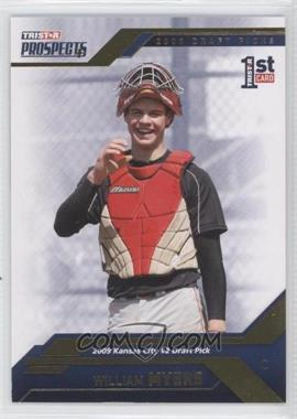 2009 TRISTAR Prospects Plus Gold #53 - Wil Myers /50