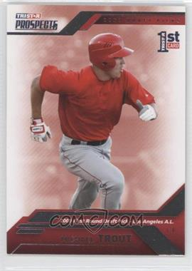 2009 TRISTAR Prospects Plus #20 - Mike Trout
