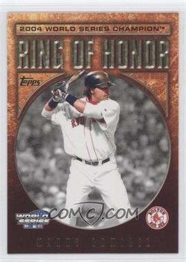 2009 Topps - Ring of Honor #RH20 - Manny Ramirez