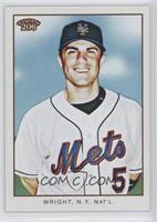 David Wright (no card number)