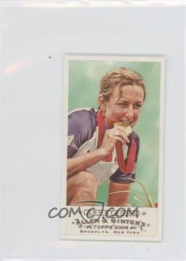 2009 Topps Allen & Ginter's - [Base] - Mini No Number #23 - Kristin Armstrong /50
