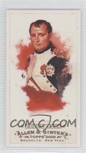 2009 Topps Allen & Ginter's - [Base] - Mini No Number #259 - Napoleon Bonaparte /50