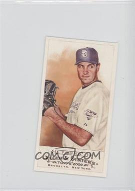 2009 Topps Allen & Ginter's - [Base] - Mini Red Bazooka Back #344 - Chris Young /25