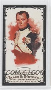 2009 Topps Allen & Ginter's Mini Black Border #259 - Napoleon Bonaparte