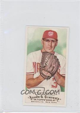 2009 Topps Allen & Ginter's Mini Red Bazooka Back #174 - John Lannan /25