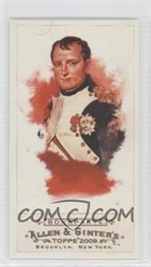 2009 Topps Allen & Ginter's Mini #259 - Napoleon Bonaparte