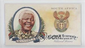 2009 Topps Allen & Ginter's National Heroes Minis #NH29 - Nelson Mandela