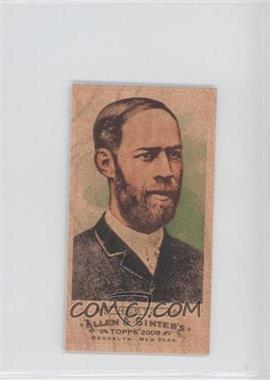 2009 Topps Allen & Ginter's Wood Mini #257 - Heinrich Hertz /1