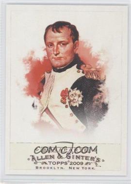 2009 Topps Allen & Ginter's #259 - Napoleon Bonaparte