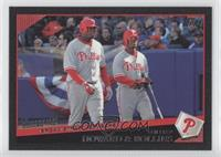 Ryan Howard, Jimmy Rollins /58
