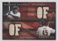 Magglio Ordonez, Carlos Lee /99