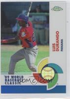 Luis Durango /199
