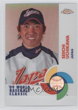2009 Topps Chrome World Baseball Classic Refractor #W66 - [Missing] /500