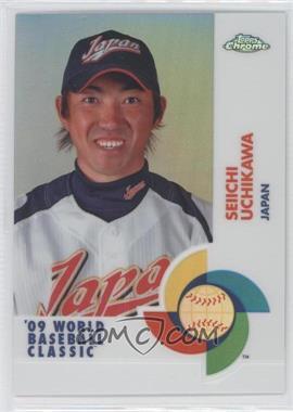 2009 Topps Chrome World Baseball Classic Refractor #W66 - Seiichi Uchikawa /500