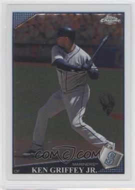 2009 Topps Chrome #10 - Ken Griffey Jr.