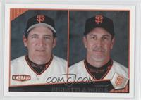 Dave Righetti, Ross Wolf, Ron Wotus