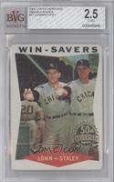 Win-Savers (Turk Lown, Gerry Staley) [BVG2.5]