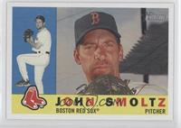 John Smoltz, Boston Red Sox Team