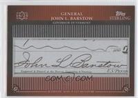 General John L. Barstow