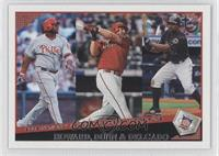 Ryan Howard, Adam Dunn, Carlos Delgado