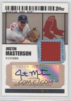Justin Masterson /489