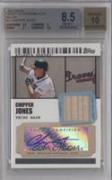 Chipper Jones /89 [BGS 8.5]
