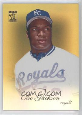 2009 Topps Tribute Gold #23 - Bo Jackson /50