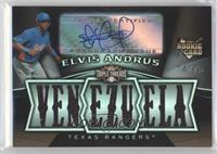 Elvis Andrus /75