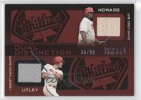 Ryan Howard, Chase Utley /99