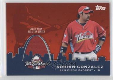2009 Topps Updates & Highlights [???] #AST-13 - Adrian Gonzalez