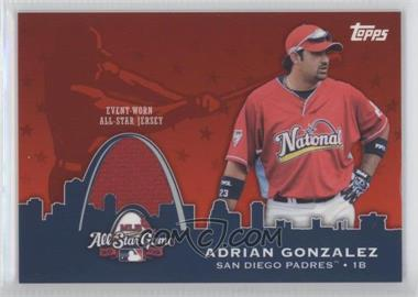 2009 Topps Updates & Highlights [???] #AST-13 - Adrian Gonzalez