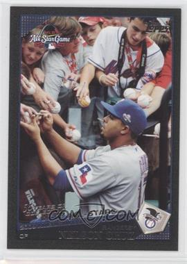 2009 Topps Updates & Highlights Black #UH19 - Nelson Cruz /58