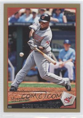 2009 Topps Updates & Highlights Gold #UH105 - Luis Valbuena /2009