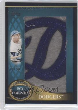 2009 Topps Updates & Highlights Legends of the Game #LGTLP-RC - Roy Campanella /50