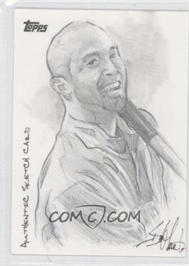 2009 Topps Updates & Highlights Sketch Cards #N/A - [Missing] /1