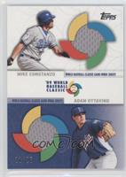 Mike Costanzo, Adam Ottavino, Mike Coolbaugh /25