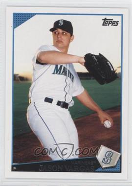 2009 Topps Updates & Highlights #UH210 - Jason Vargas