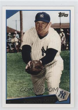 2009 Topps Updates & Highlights #UH250.1 - Johnny Mize (Yankees)