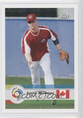 2009 Topps World Baseball Classic - [Base] #17 - Justin Morneau
