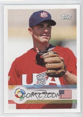 2009 Topps World Baseball Classic - [Base] #28 - David Wright