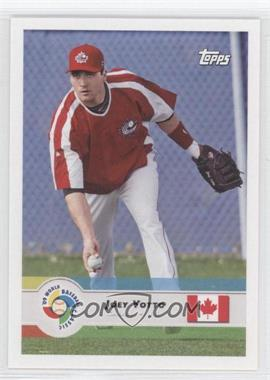 2009 Topps World Baseball Classic - [Base] #31 - Joey Votto