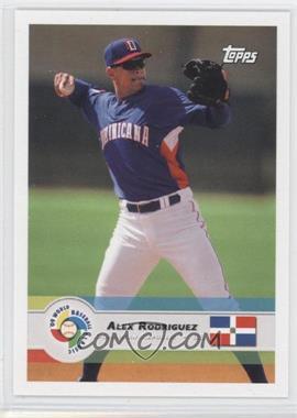 2009 Topps World Baseball Classic #13 - [Missing]