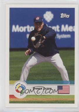 2009 Topps World Baseball Classic #2 - Derek Jeter