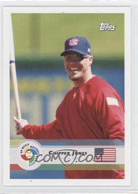2009 Topps World Baseball Classic #23 - Charles Johnson